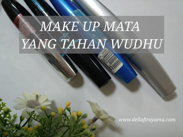 Make Up Mata yang Tahan Wudhu