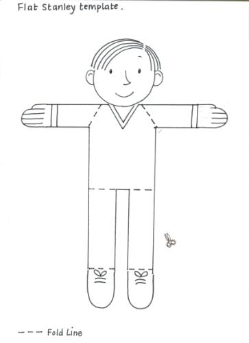 Children's Literature Blog: Flat Stanley