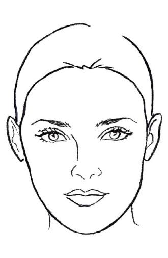 Facial Outline 112