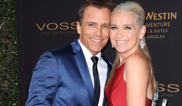 Soap opera couples dating real life