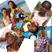 The peopling of The Bahamas