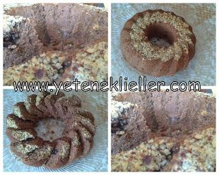 fındıklı çikolatalı kek tarifi