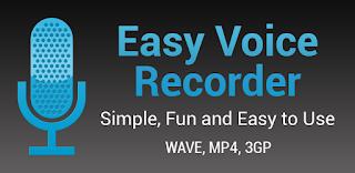 تحميل النسخة المدفوعة Easy Sound Recorder Pro مجانا للاندرويد