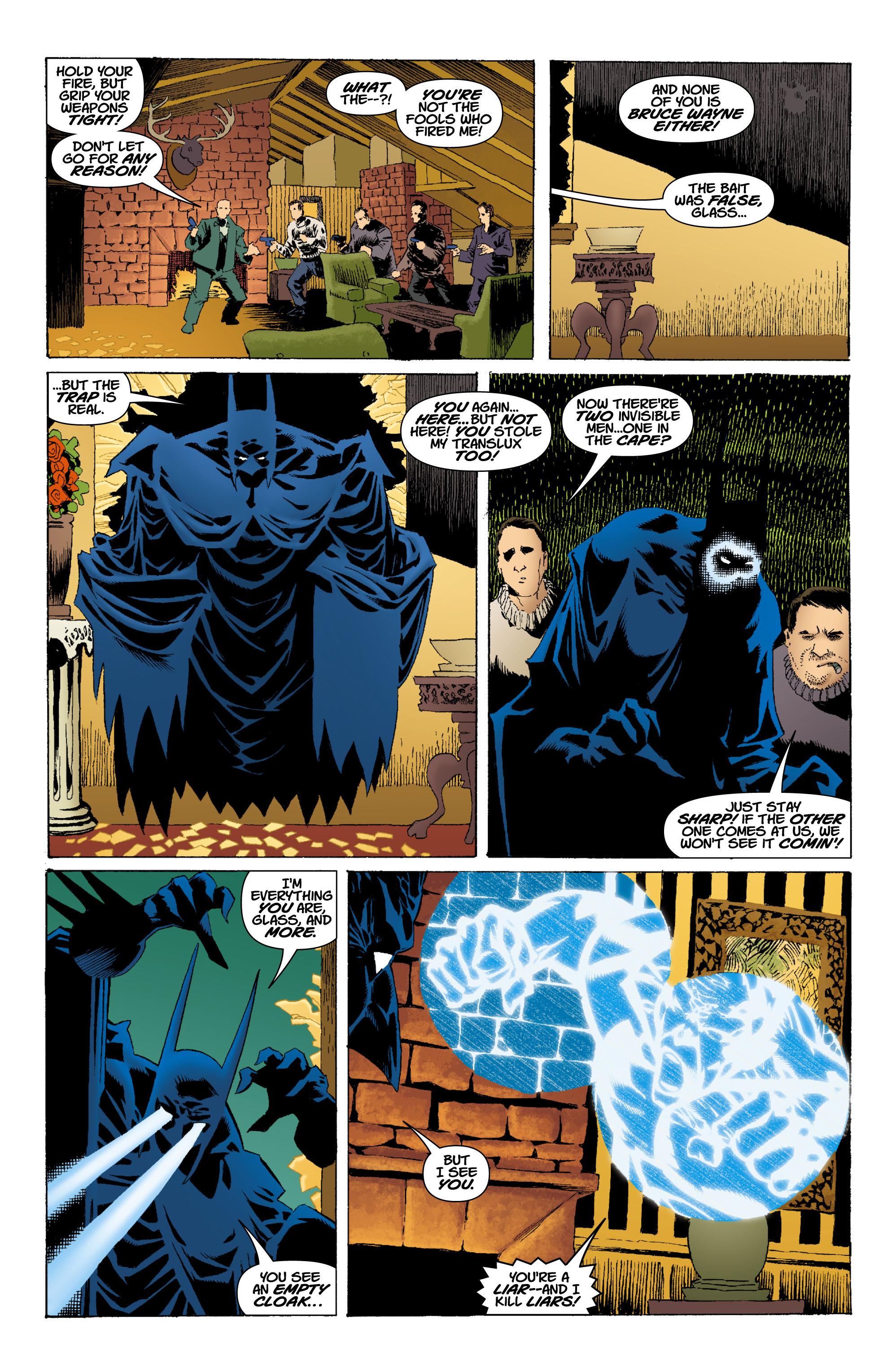 Read online Batman: Unseen comic -  Issue #5 - 11