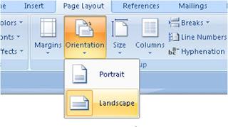 Cara Membuat Nomor  Halaman Otomotis di Microsoft Word
