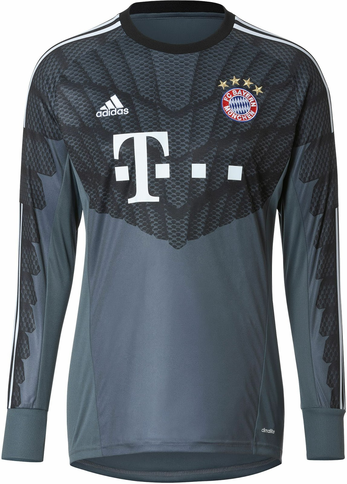 the latest c55ab f05a0 Footy News: FC Bayern Munchen Home, Away, Third and ...