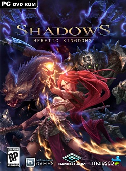 Download Games Shadows: Heretic Kingdoms-GOG