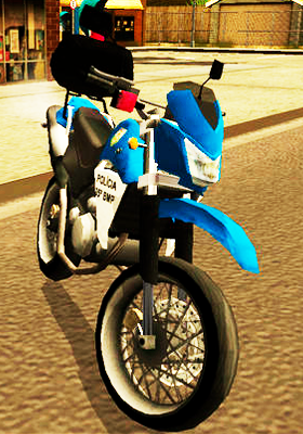 Free Download XT600 - PMERJ - SA-Style Mod for GTA San Andreas.