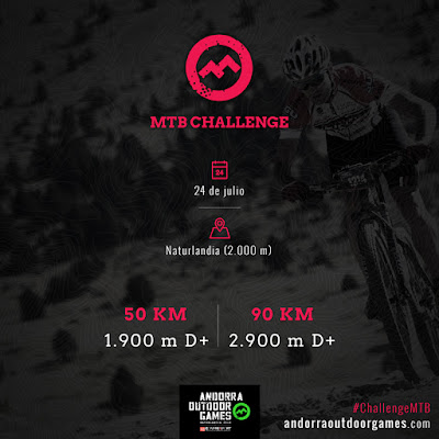 ANDORRA OUTDOOR GAMES MTB
