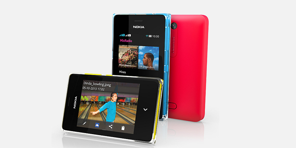 Nokia Asha 500, 501, 502, 503 and 230 receive software update