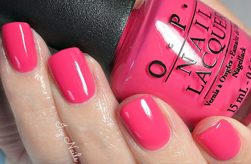 Opi Strawberry Margarita Notes From My Dressing Table
