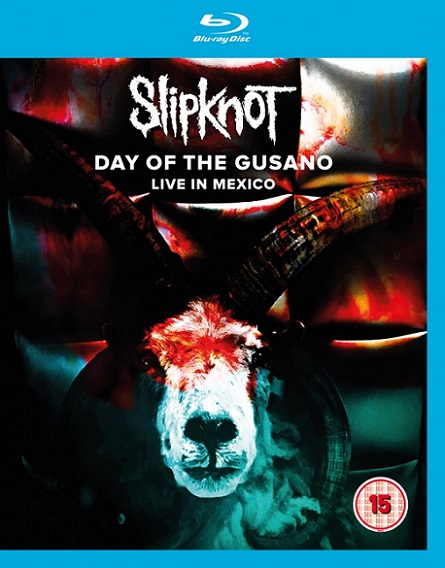 Slipknot: Day Of The Gusano (2017) m1080p BDRip 6.2GB mkv DTS 5.1 ch