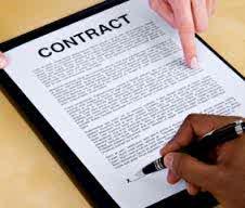Contoh Surat Perjanjian Sewa Menyewa Tanah Kas Desa | MUDA ...