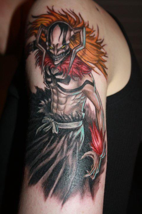 Tatuajes Anime tatuajes anime^^ top 10!!^^