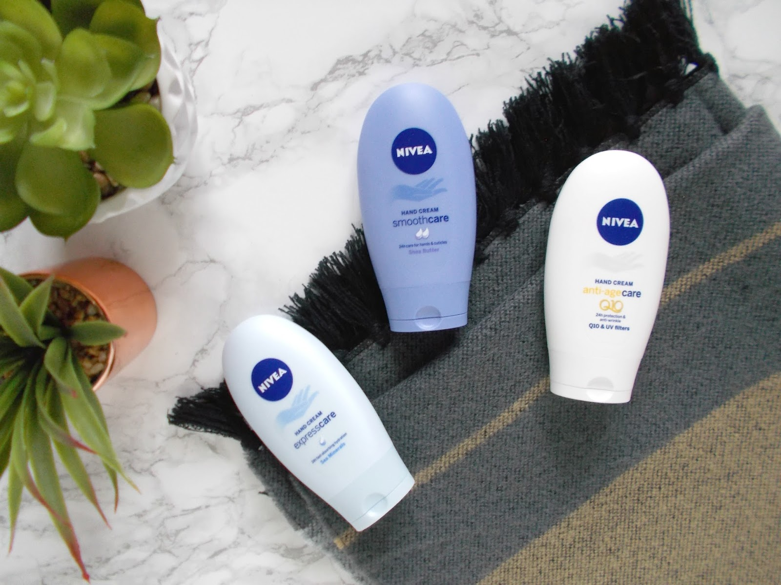 nivea hand cream review