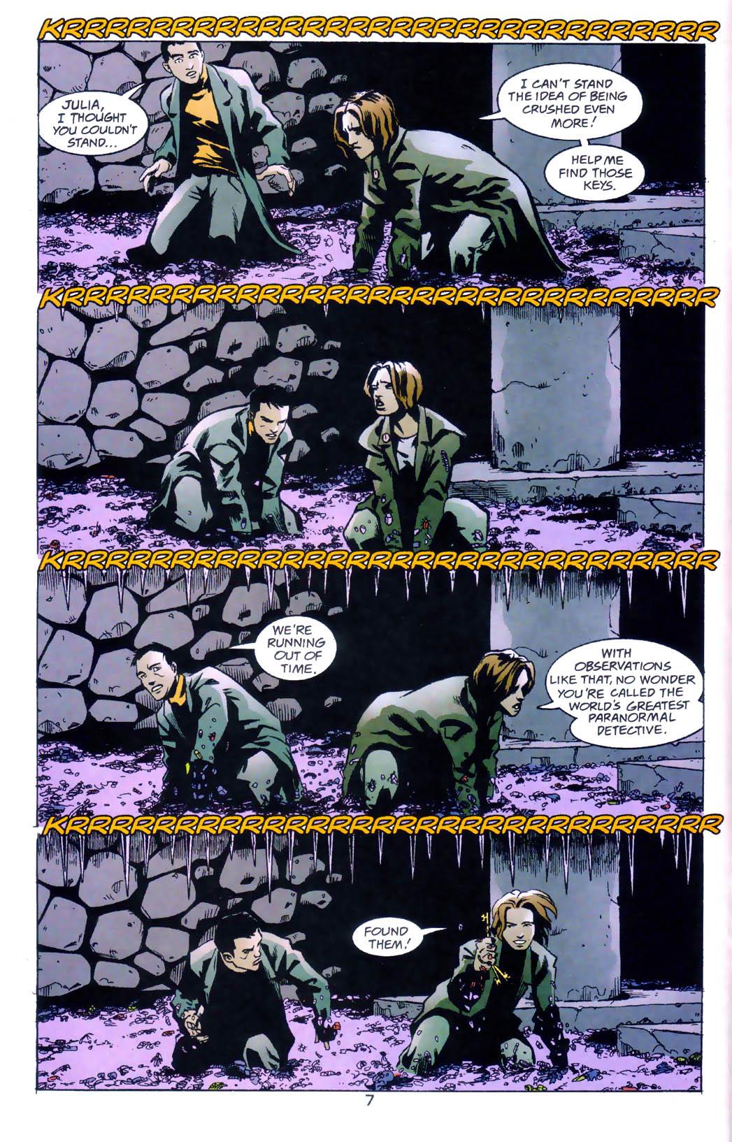 Read online Midnight, Mass comic -  Issue #5 - 8