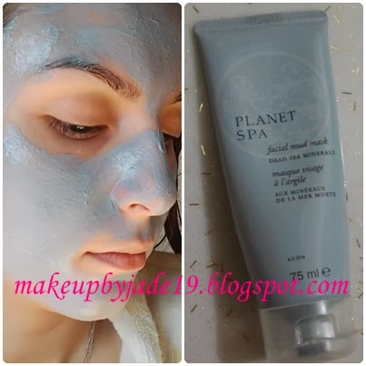 Yes, Planet spa facial mud mask