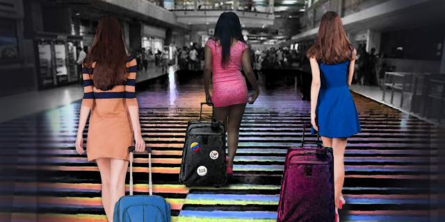 Prostitutas venezolanas: producto de exportación