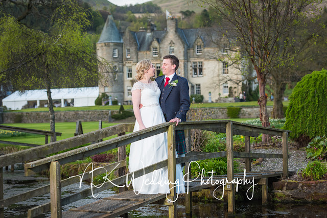 Duntreath Castle Wedding Photography