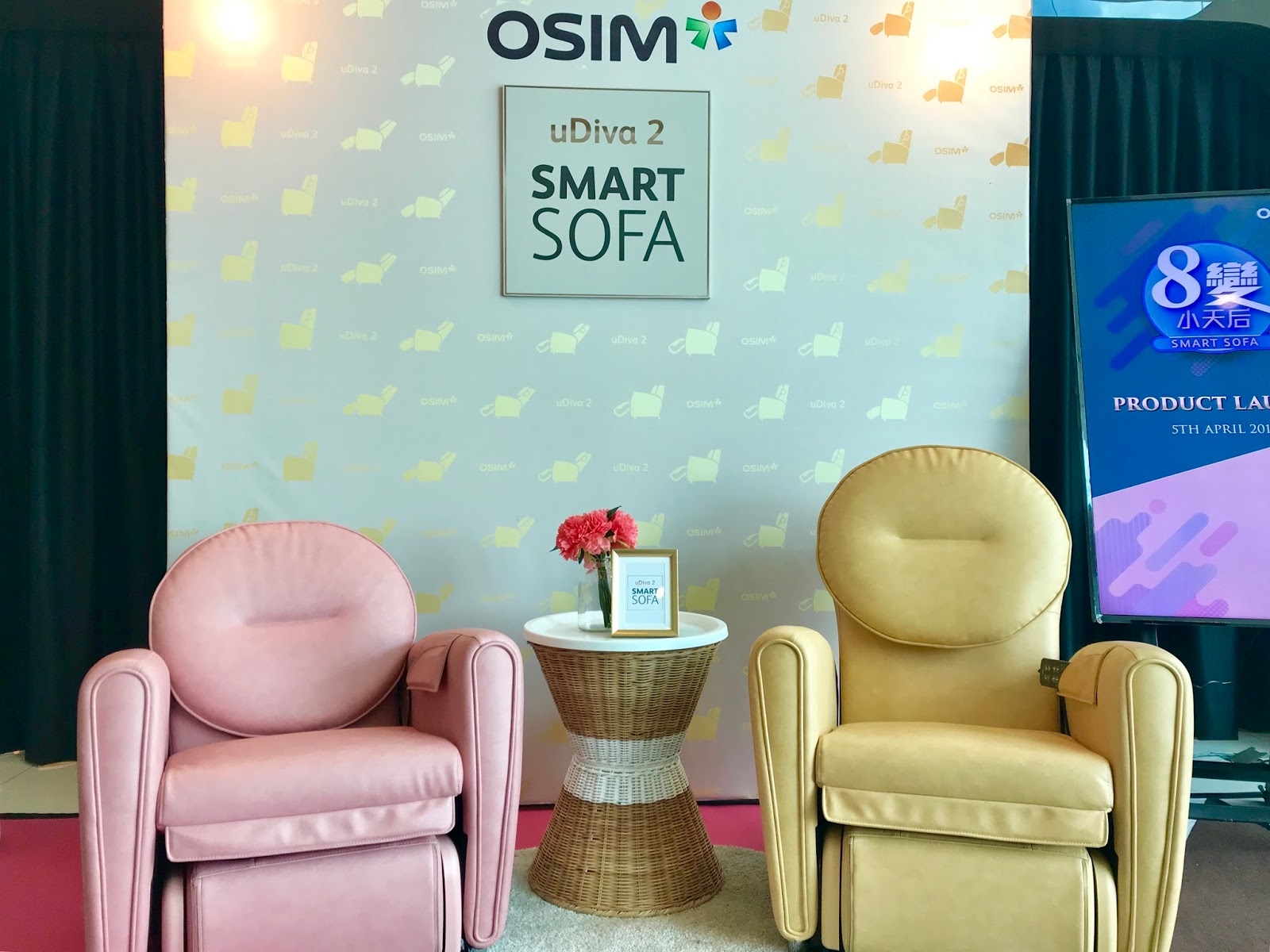 [Review] The New Revolution Smart Sofa by OSIM uDiva 2 @ OSIM Malaysia