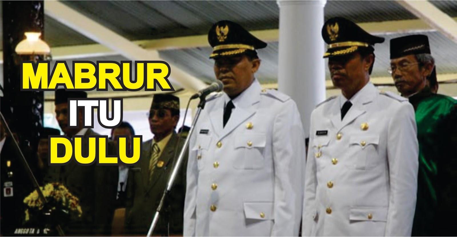 Pilkada Jepara 2017 Marzuqi Subroto Tidak Mabrur Lagi Fokus Jepara