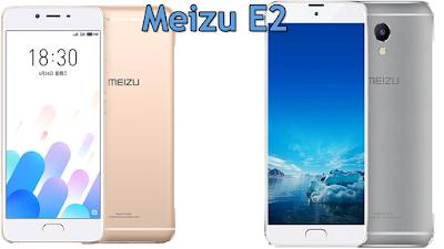 Spesifikasi Lengkap Meizu E2, Handphone dengan Empat LED Flash
