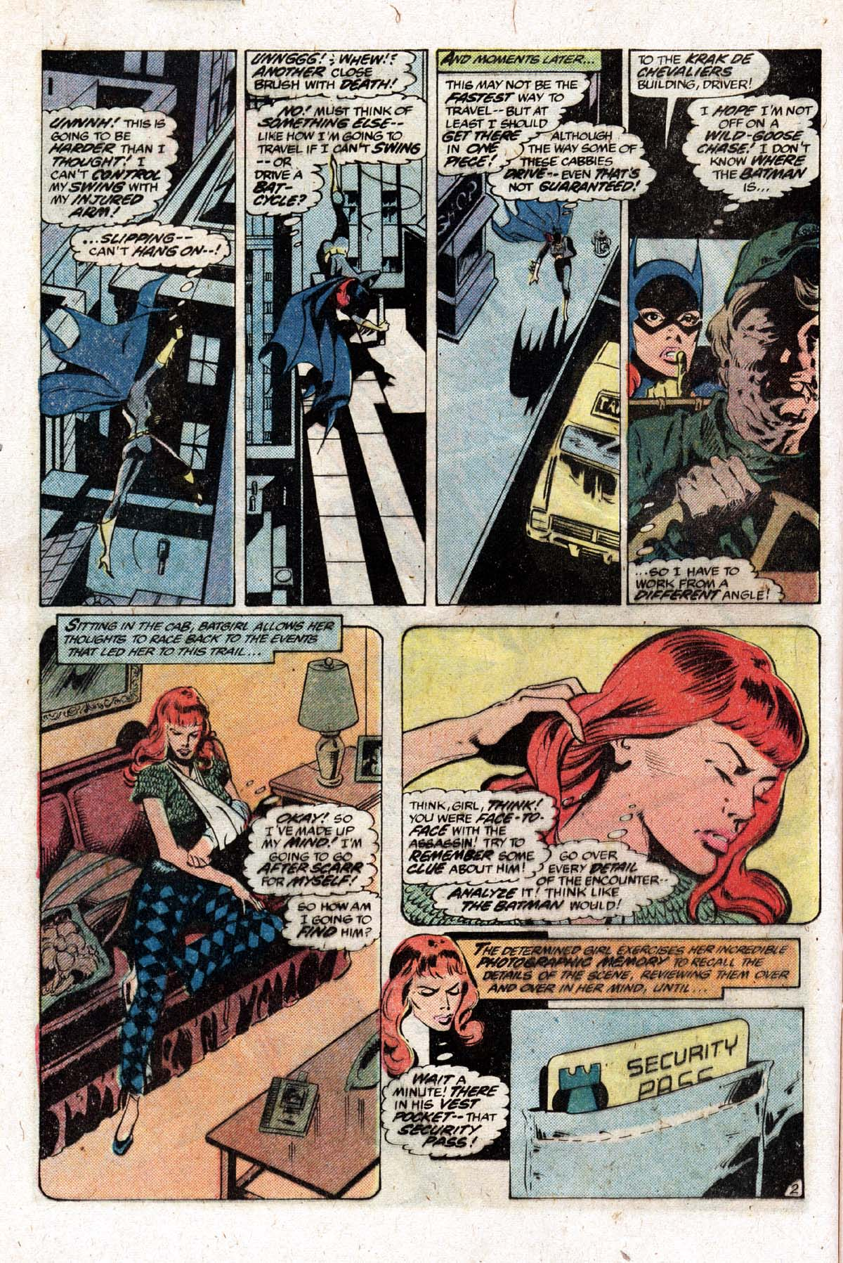 Detective Comics (1937) 492 Page 17