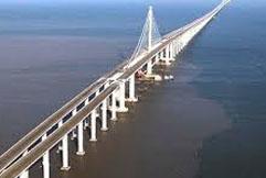 daftar nama jembatan jalan tol di atas laut terpanjang & terbesar di dunia