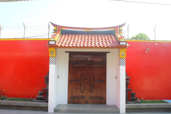 Menyusuri Sejarah Tiongkok Kecil Heritage