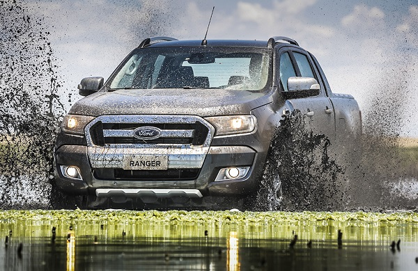 Ficha Técnica: Ford Ranger (2018)