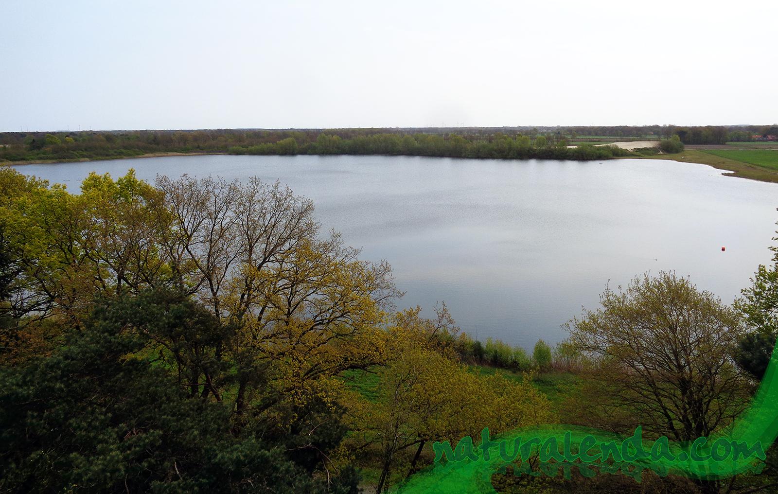 lago desde la torre