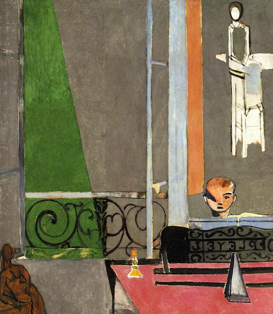 Henri Matisse Piyano Dersi