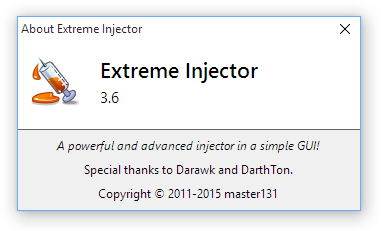 Special Hack Tool Free Download Official: Extreme Injector ...