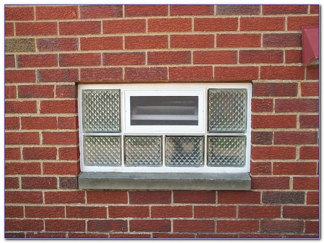 GLASS Block Basement WINDOWS Cost