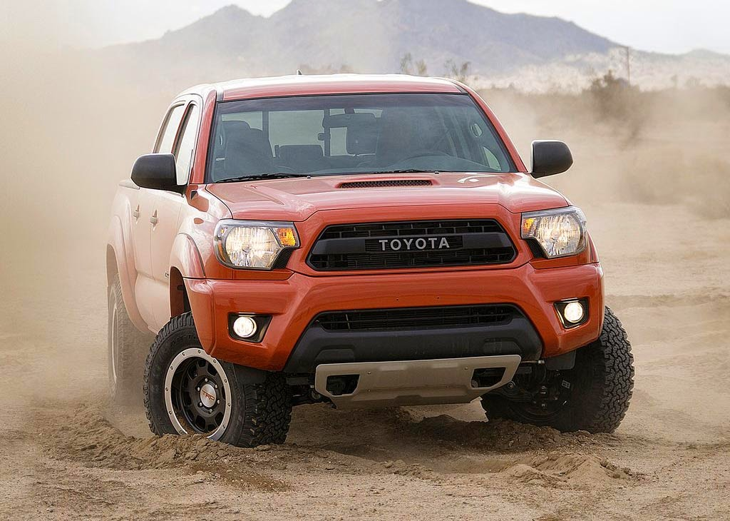2015 Toyota Tacoma Diesel Redesign & Release Date