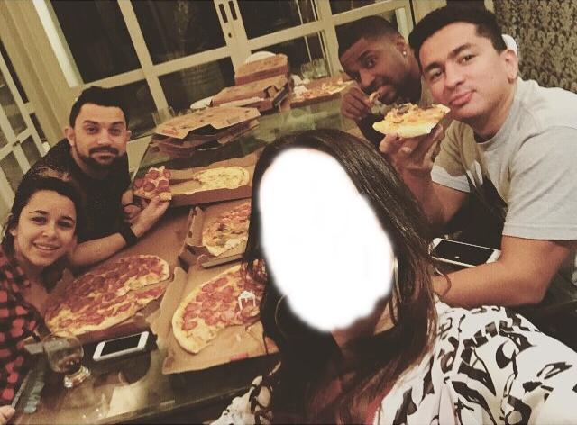 Anitta larga dieta e come pizza até ficar gorda novamente
