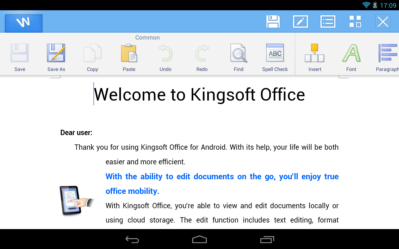 Kingsoft Office, office, king office, kingsoft, open office