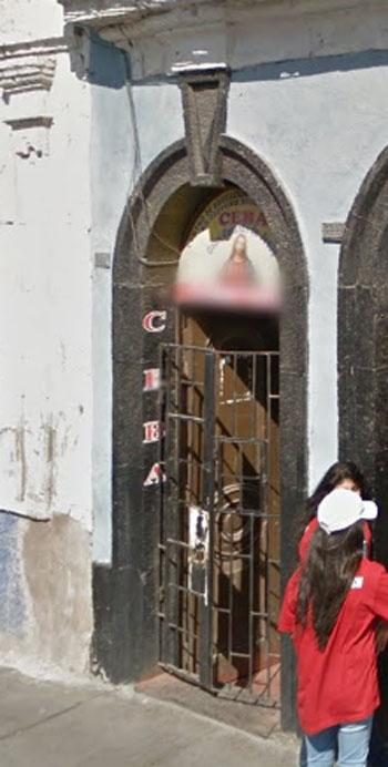 CEBA GRAN CORAZÓN DE JESÚS - Arequipa