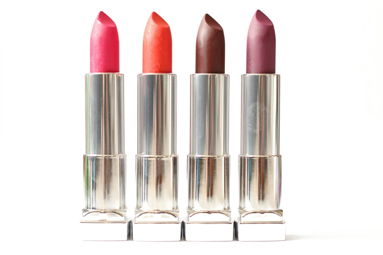 Maybelline Color Sensational Loaded Bolds NEW SHADES Autumn 2016