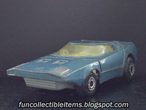 Blue Clipper toy car vehicle