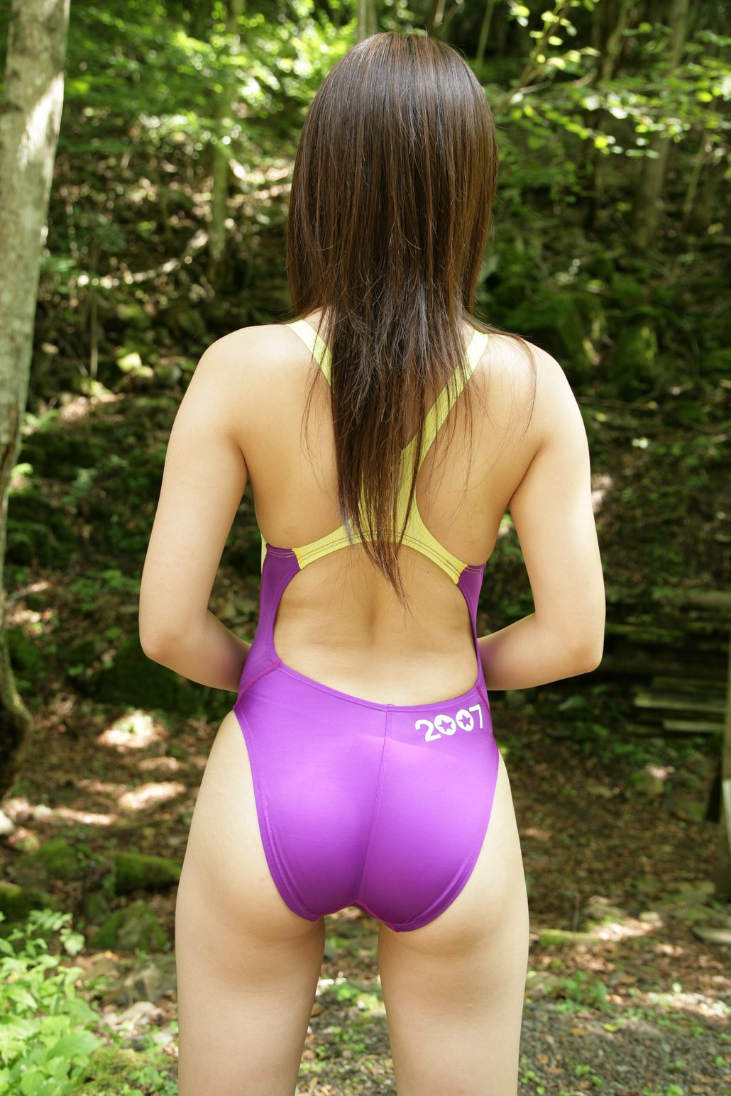 Asian One Piece Swimsuit 15