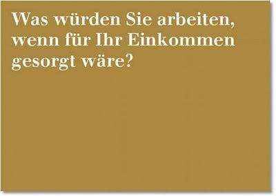 """Das Bedingungslose Grundeinkommen im Magazin """"Ökotest"""""""