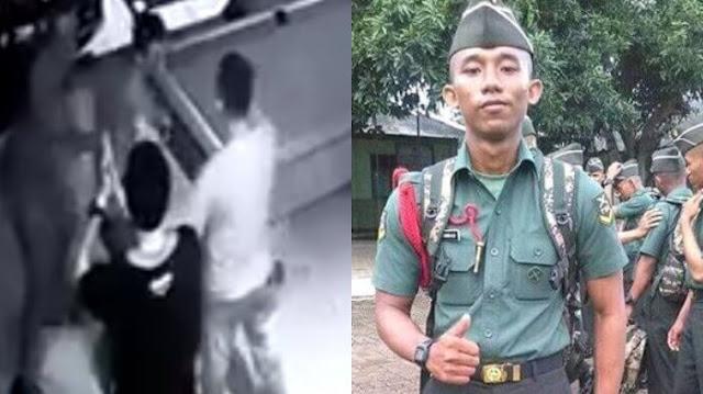 Seorang dari Dua Anggota TNI yang Ditusuk di Tempat Billiard Dinyatakan Meninggal Dunia