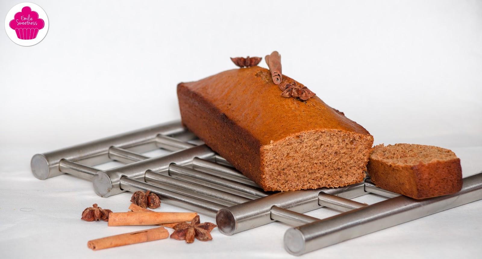 Emilie sweetness pain d 39 pices maison recette facile for Pain d epices maison