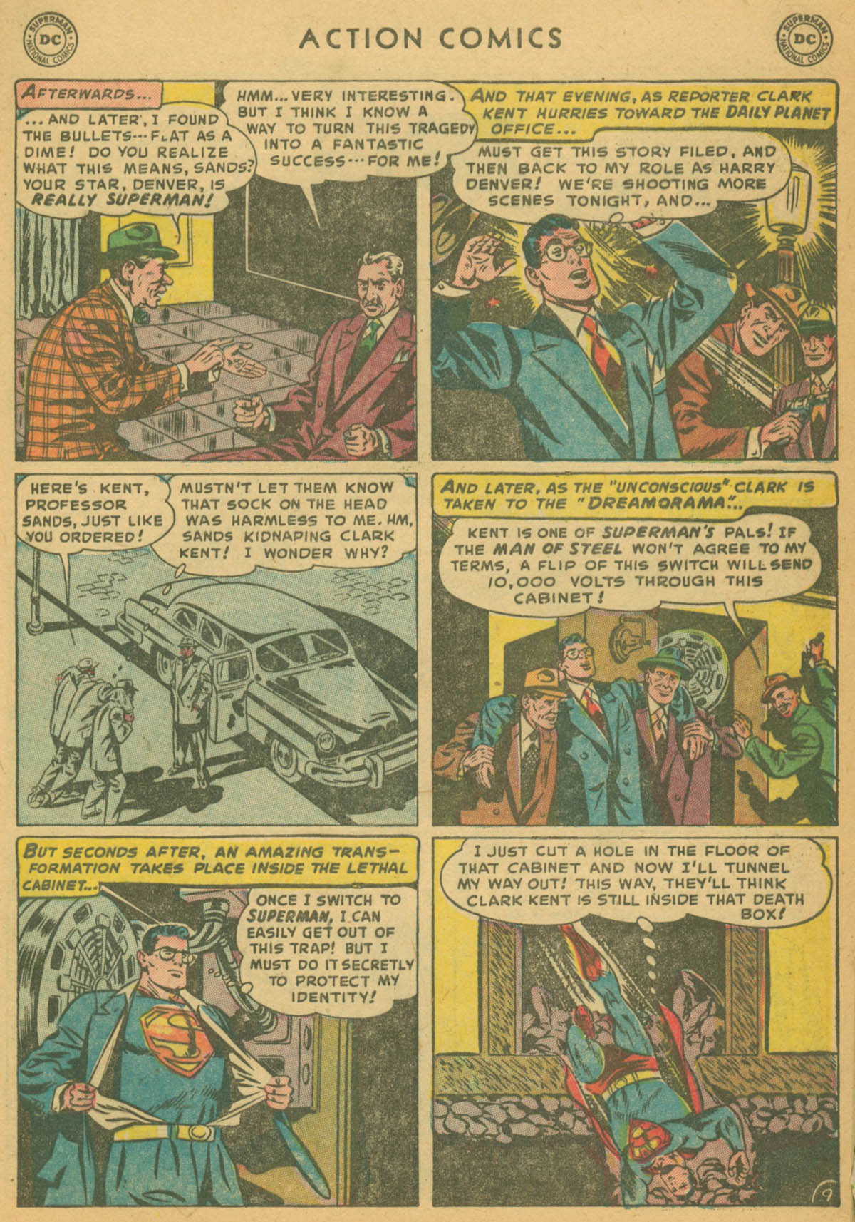 Read online Action Comics (1938) comic -  Issue #178 - 11