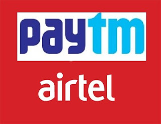 Paytm Wallet In MyAirtel App & Get 100MB 3G/4G Data Free