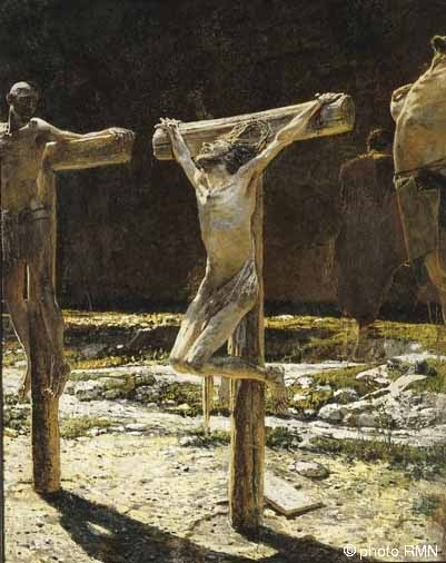 Jesus' Crucifixion in the Gospel of John