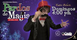 Pardos de Magia con Camilo Pardo - Poster 3