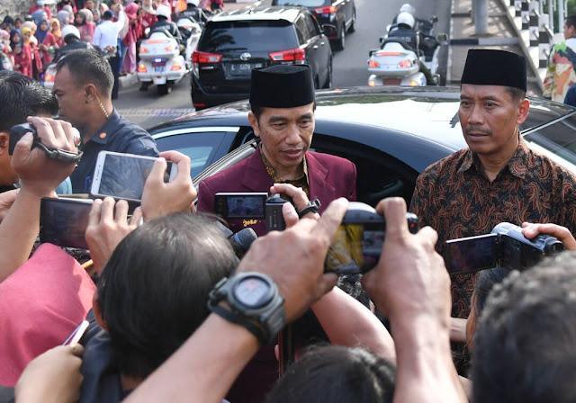 Presiden Jokowi: Kita Bisa Menjadi Negara Barbar Kalau Membiarkan Persekusi
