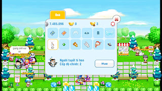 Tải Game Avatar - Game nông trại của TeaMobi trên điện thoại c